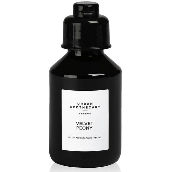 Urban Apothecary London Velvet Peony Luxury Hand Sanitiser Gel 100ml