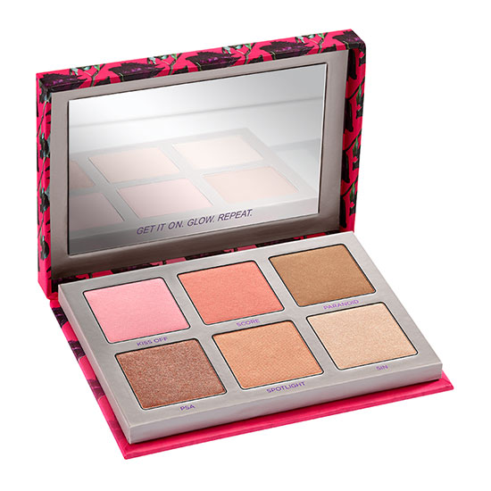 Urban Decay Afterglow Blush Highlighter Palette