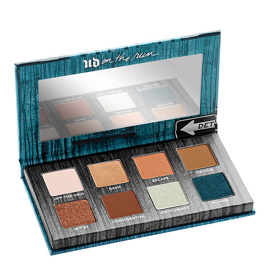 Urban Decay On The Run Mini Palette Detour