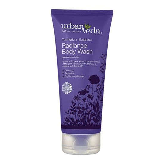 Urban Veda Radiance Body Wash 200ml