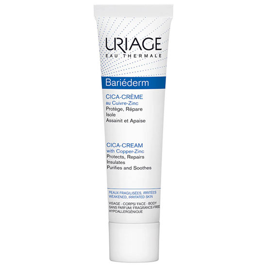 Uriage Eau Thermale Bariederm Cica Creme