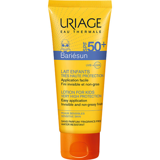 Uriage Eau Thermale Bariesun Lotion For Kids SPF50+ 100ml