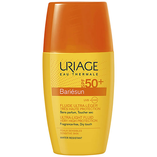 Uriage Eau Thermale Bariesun SPF50+ Ultra Light Fluid