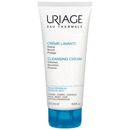 Uriage Eau Thermale Creme Lavante Soap Free Cleansing Cream 200ml