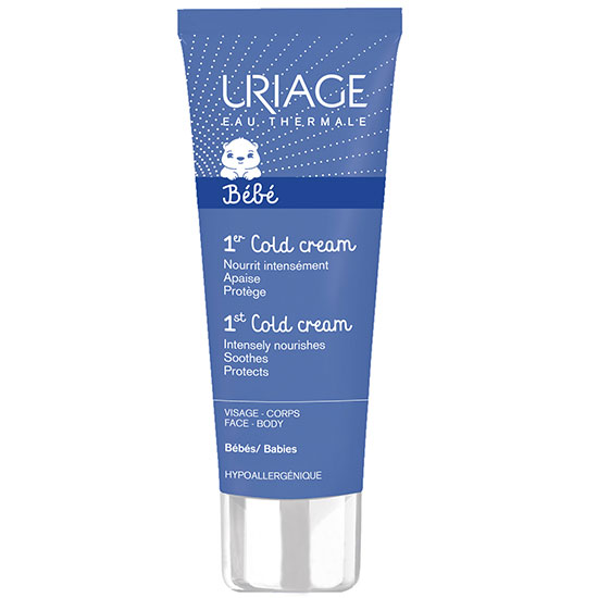 Uriage Eau Thermale Baby's 1st Skin Care 1st Cold Cream Ultra Nourishing Cream 75ml
