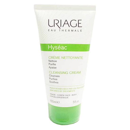 Uriage Eau Thermale Hyseac Rinse Off Cleansing Cream