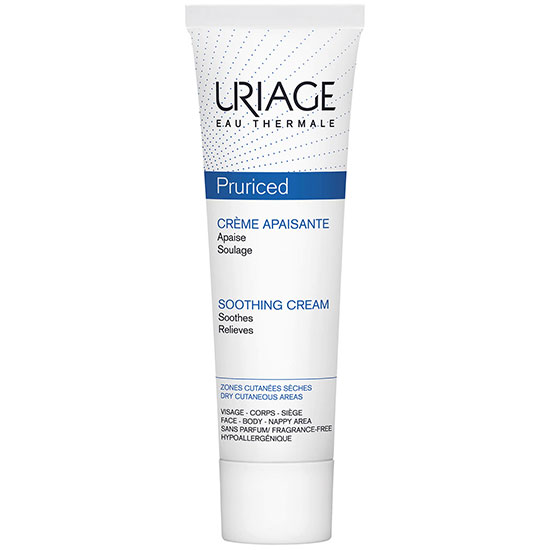 Uriage Eau Thermale Pruriced Soothing Emulsion Treatment For Face & Body
