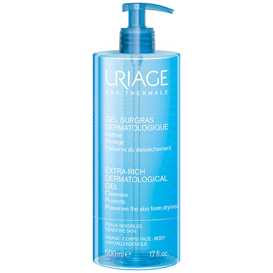 Uriage Eau Thermale Surgras Foaming Cleansing Gel