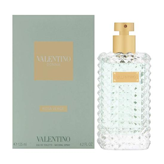 Valentino Donna Rosa Verde Eau De Toilette Spray 125ml