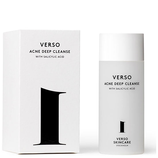 Verso Skincare Acne Deep Cleanse