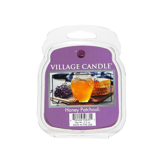 Village Candle Honey Patchouli Wax Melts
