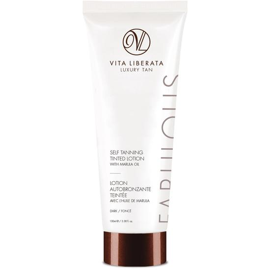 Vita Liberata Fabulous Self Tanning Tinted Lotion Dark