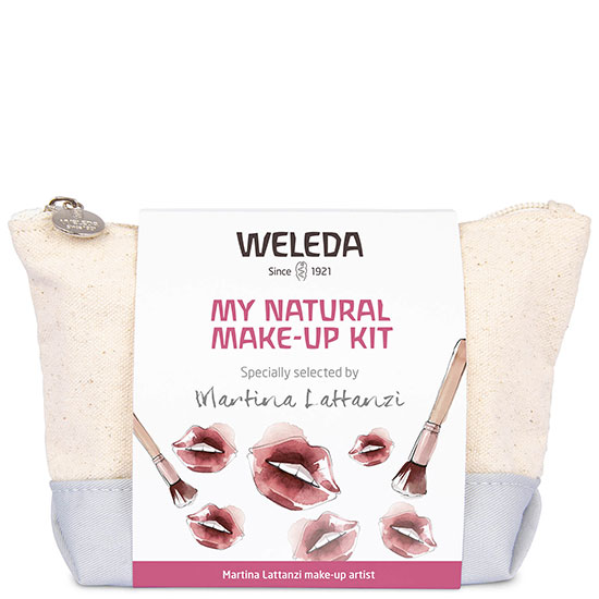 Weleda My Natural Makeup Kit, Vegan