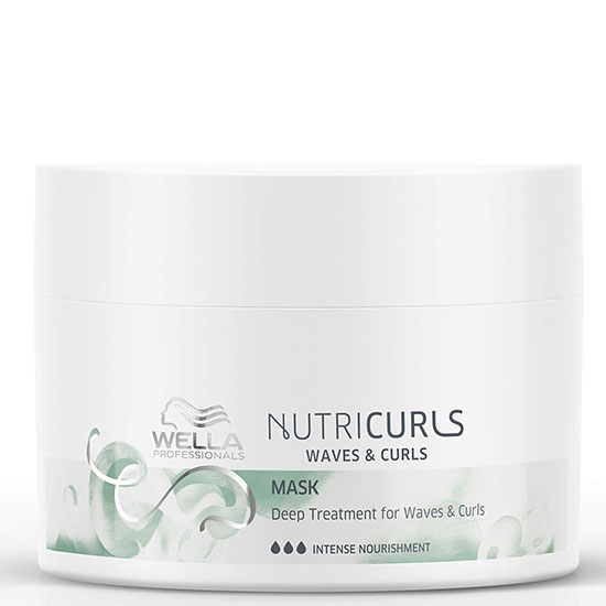 Wella Professionals Nutricurls Mask For Waves & Curls 150ml