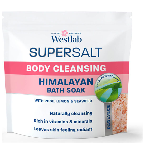 Westlab Supersalt Himalayan Body Cleanse