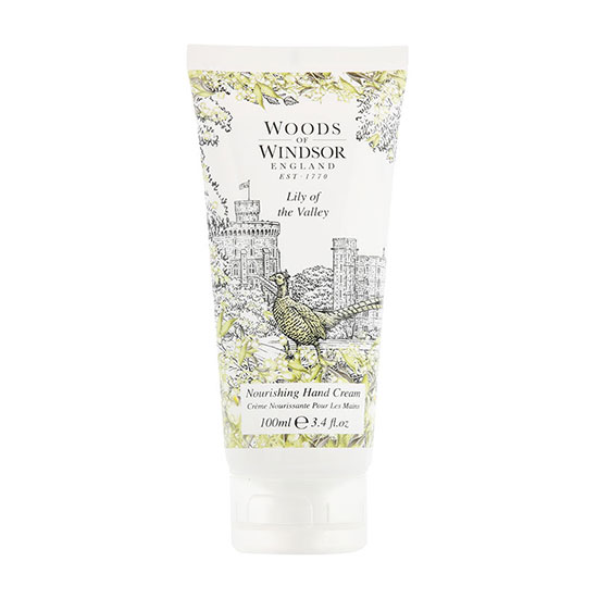 Woods of Windsor Lily Of The Valley Hand Cream 100ml