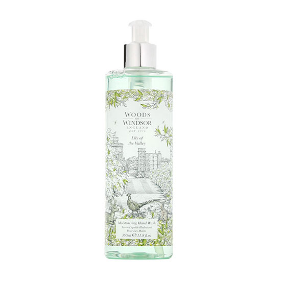 Woods of Windsor Lily Of The Valley Hand Wash 350ml
