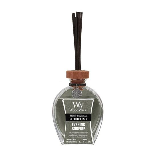 WoodWick Evening Bonfire Reed Diffuser 89g