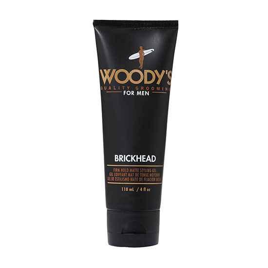 Woody's Brickhead Matte Gel 118ml