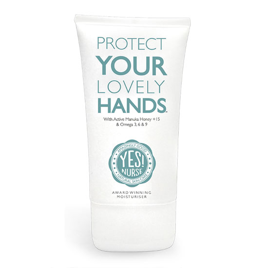 Yes! Nurse Protect Your Lovely Hands Intensive Moisturising Hand Formula