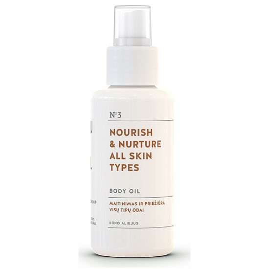 You & Oil Nourish & Nurture Body Oil for All Skin Types