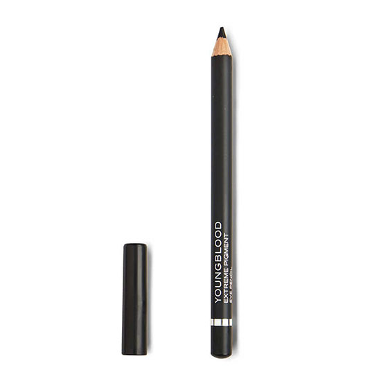 Youngblood Mineral Cosmetics Eye Pencil Black Blackest Black