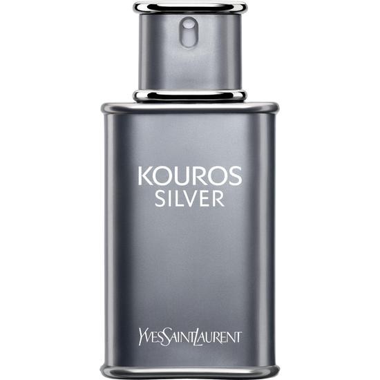 Yves Saint Laurent Kouros Silver Eau De Toilette Spray 100ml