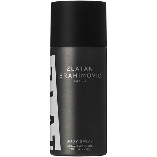 Zlatan Ibrahimovic Zlatan Body Spray
