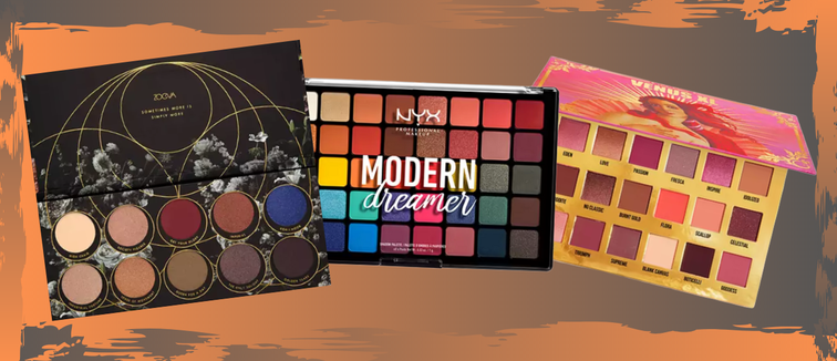 10 Eyeshadow Palettes to Try This Halloween 2