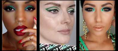 Best Green Eyeshadow Shades