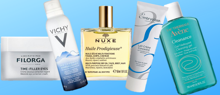 47ec1459d01fb The 12 Iconic Products You'll Find In a French Pharmacy | Cosmetify