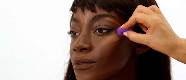 Contouring for dark skin