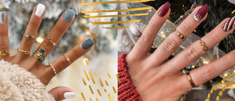 Winter Nail Designs And Ideas We Re Obsessed With Cosmetify