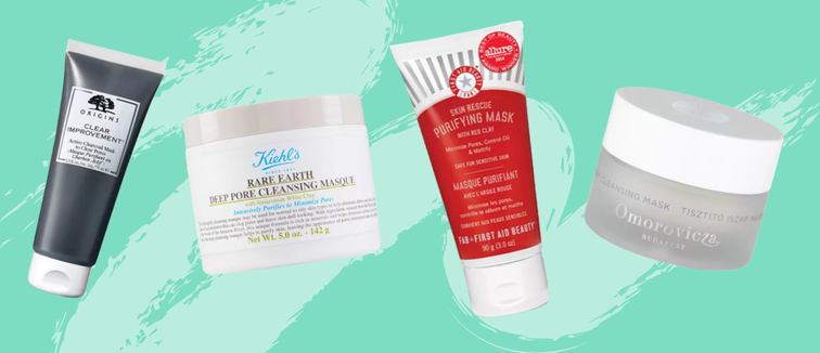 The 7 best face masks for blackheads