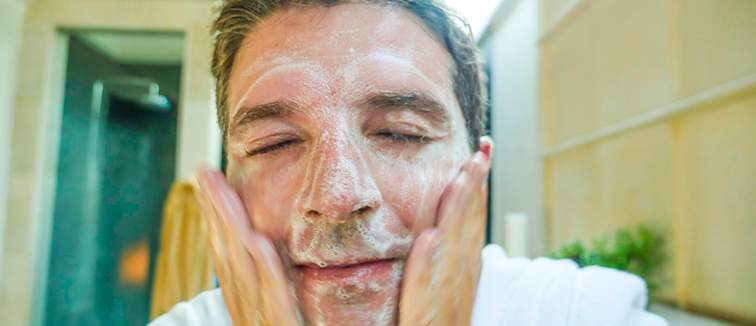 The Best Exfoliators For Men Cosmetify