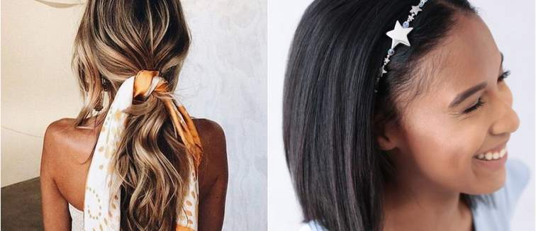hairstyles with accessories