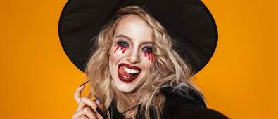 Simple and Easy Halloween Makeup Ideas