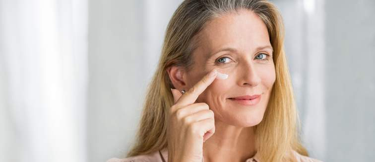 Image result for face primer for mature skin