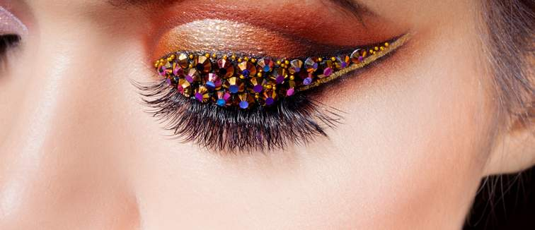 Top New Year's Eve Makeup Looks