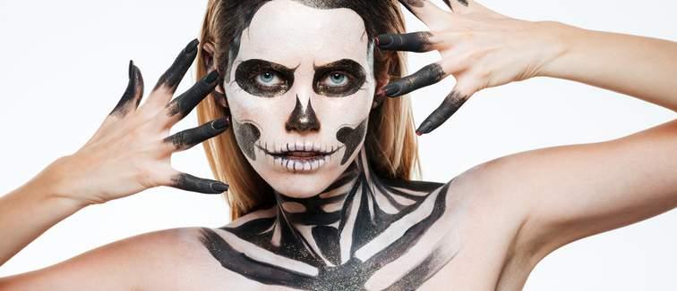 Top 10 Halloween Makeup Looks Halloween Makeup Cosmetify
