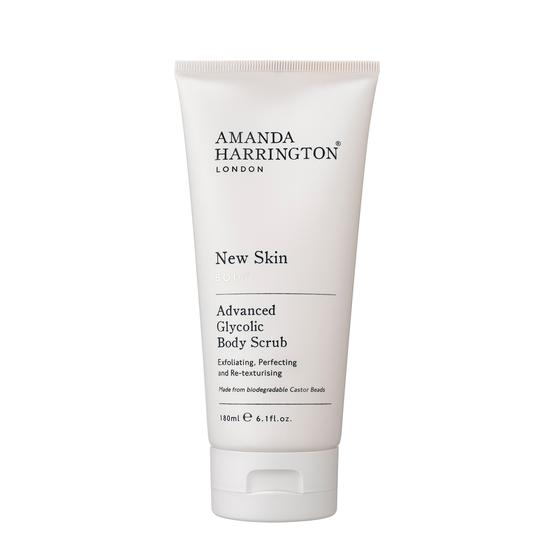 Amanda Harrington New Skin Body Advanced Glycolic Body Scrub 180ml