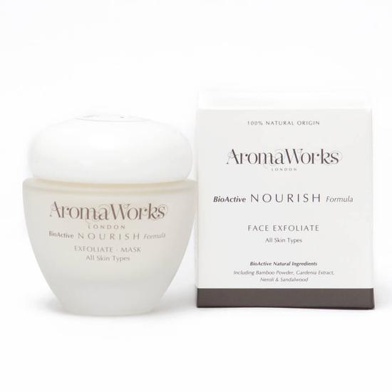 Aroma Works Nourish Face Exfoliate Mask 2 oz