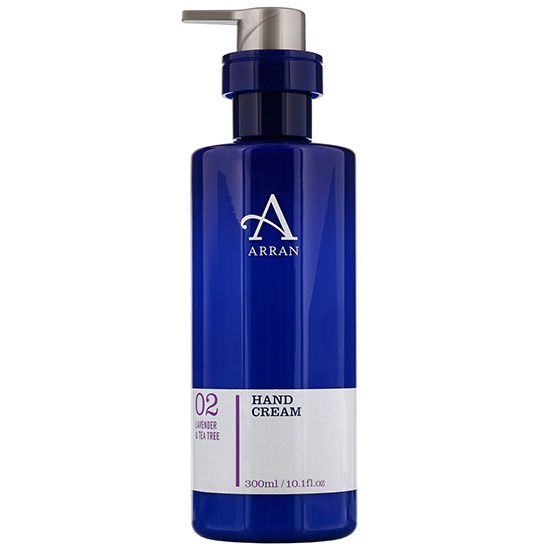 Arran Aromatics Apothecary Lavender & Tea Tree Hand Cream 300ml