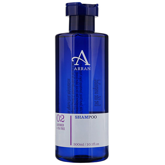 Arran Aromatics Apothecary Lavender & Tea Tree Shampoo 10 oz