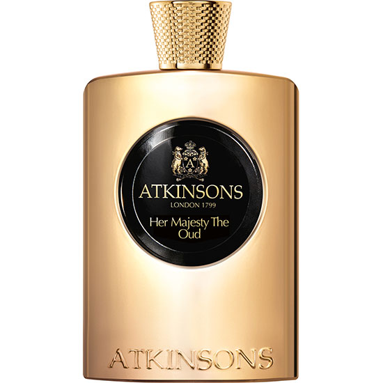 Atkinsons Her Majesty The Oud Eau De Parfum Spray 3 oz