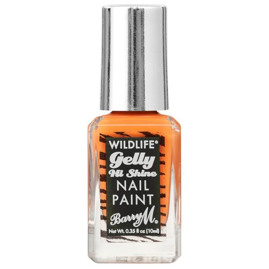Barry M Wildlife Nail Paint Desert Orange