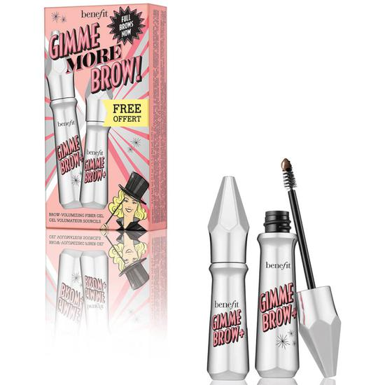 Benefit Gimme More Brow! 4.5 Neutral Deep Brown