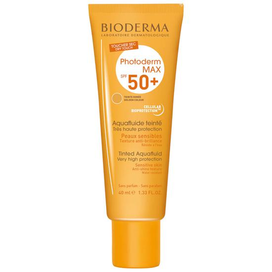 Bioderma Photoderm Max Tinted Aquafluid SPF 50+ Golden Colour