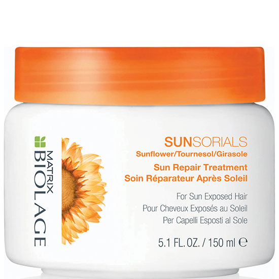 Biolage Sunsorials AfterSyn Protection Treatment Mask For Sun Exposed Hair 5 oz