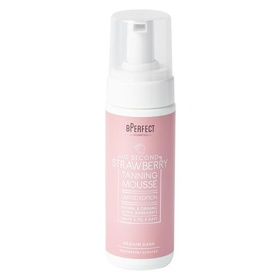 BPerfect Cosmetics 10 Second Strawberry Tanning Mousse
